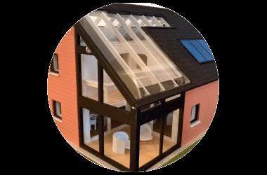 Das Haus Im Haus Prinzip Patentiert Einzigartig Bio Solar Haus