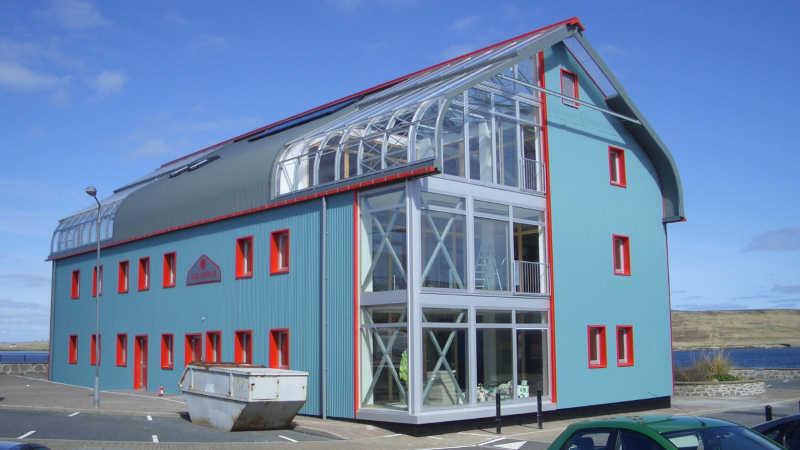 Stahl-Holzhaus, Einfamilienhaus - 10900