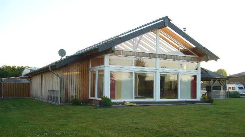 Holzhaus Bungalow 13927