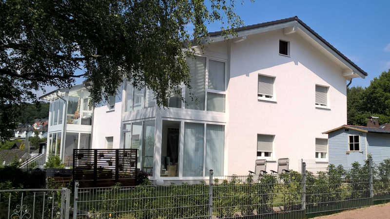 Holzhaus, Doppelhaus - 12924