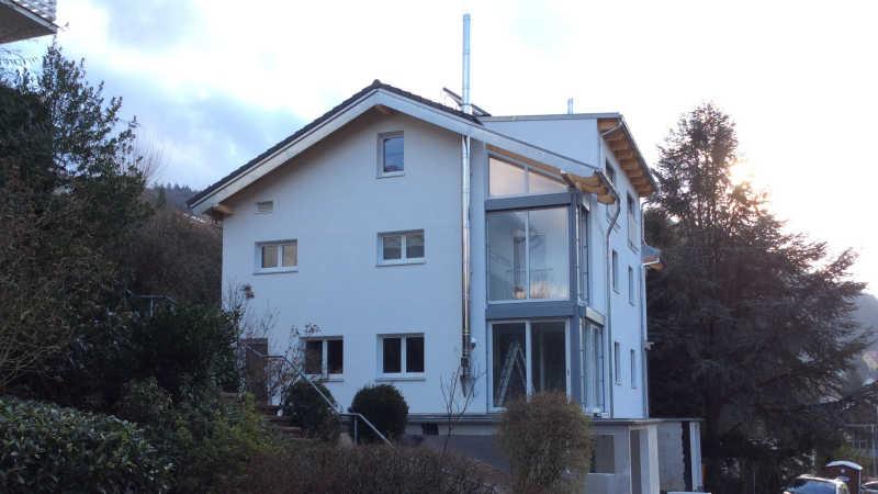 Holzhaus, Doppelhaus - 13678