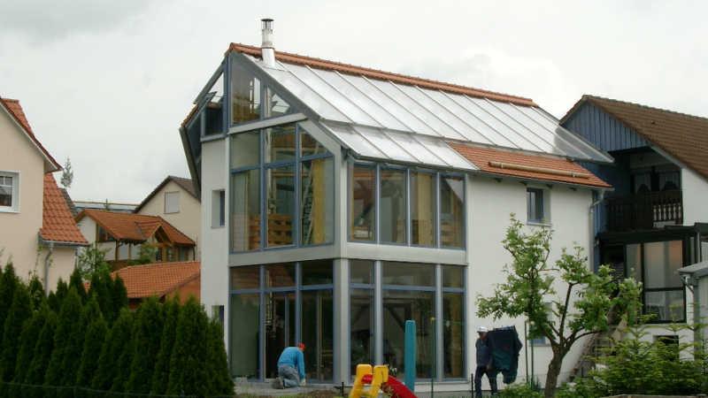 Holzhaus, Einfamilienhaus - 10026