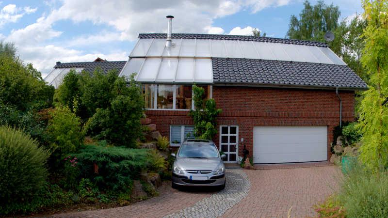 Holzhaus, Einfamilienhaus - 10037