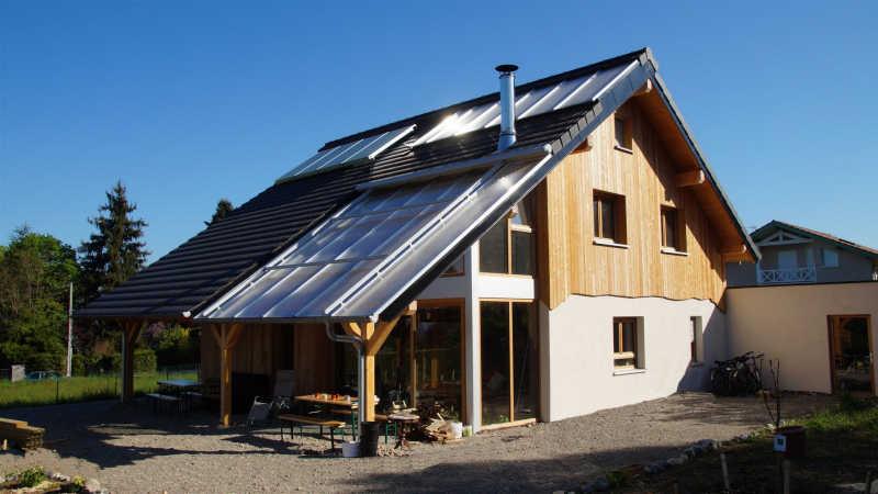 Holzhaus, Einfamilienhaus - 10192