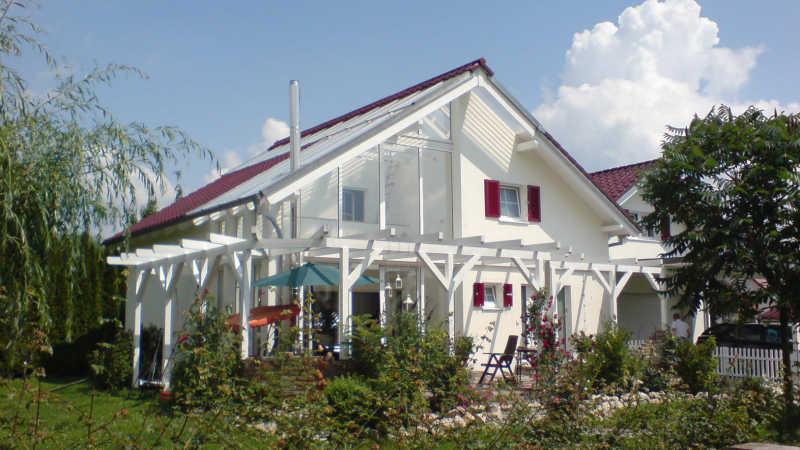 Holzhaus, Einfamilienhaus - 10239