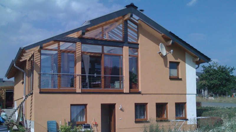Holzhaus, Einfamilienhaus - 10244