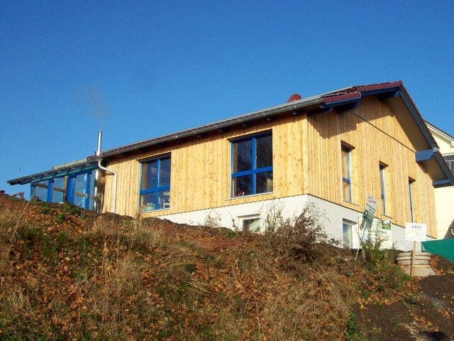 Holzhaus, Einfamilienhaus - 10251