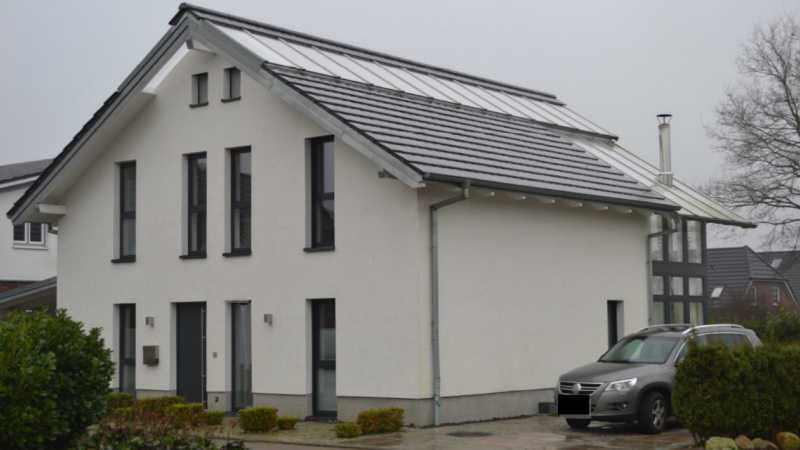Holzhaus, Einfamilienhaus - 10382