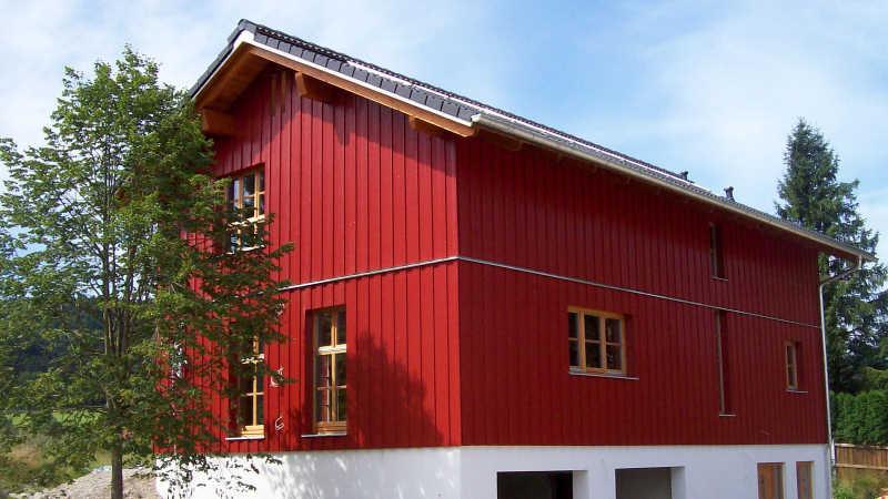 Holzhaus, Einfamilienhaus - 10403