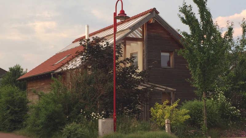 Holzhaus, Einfamilienhaus - 10404