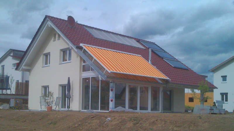 Holzhaus, Einfamilienhaus - 10411