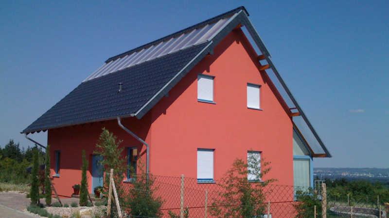 Holzhaus, Einfamilienhaus - 10461