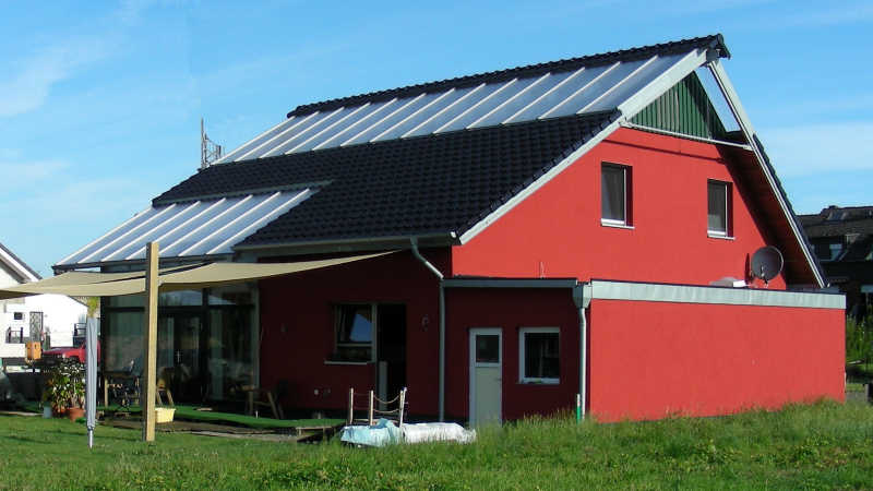Holzhaus, Einfamilienhaus - 10629