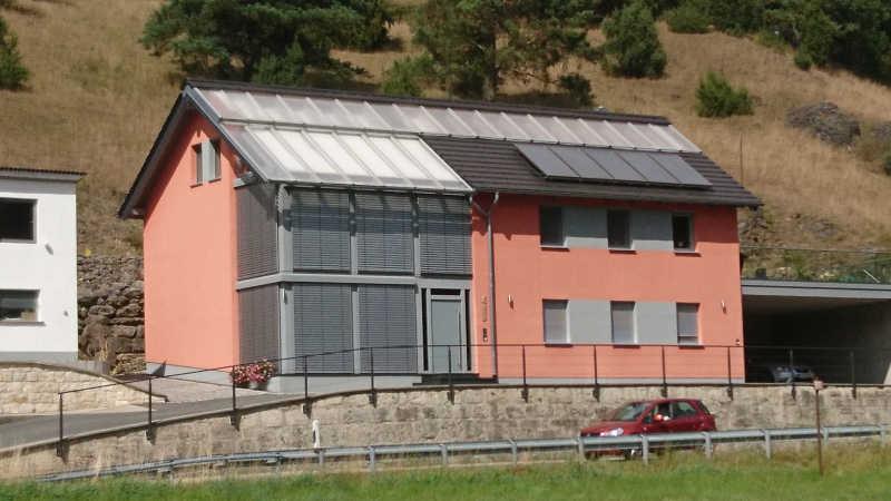 Holzhaus, Einfamilienhaus - 10722