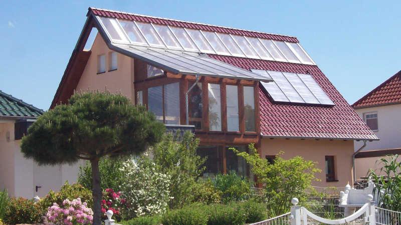 Holzhaus, Einfamilienhaus - 10740