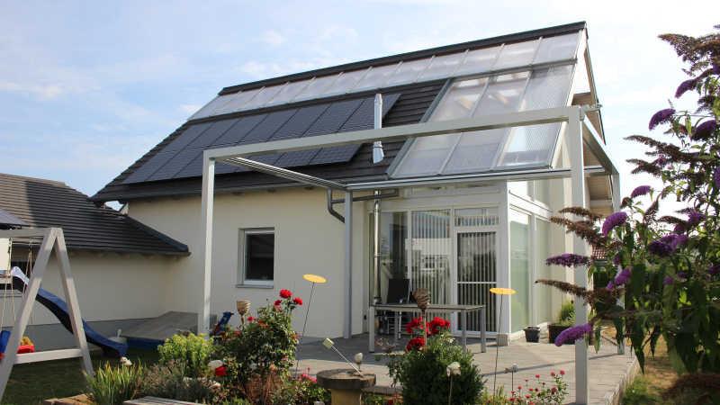 Holzhaus, Einfamilienhaus - 10977