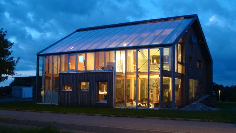 Holzhaus, Einfamilienhaus - 11218