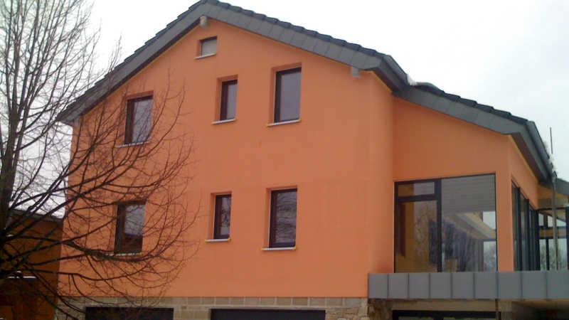 Holzhaus, Einfamilienhaus - 11545