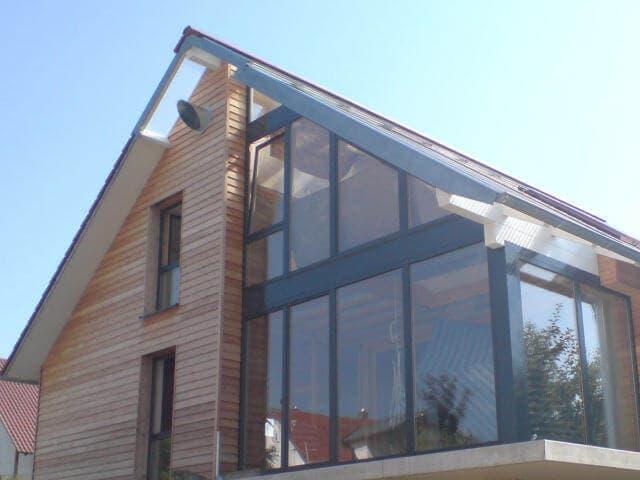 Holzhaus, Einfamilienhaus - 11622