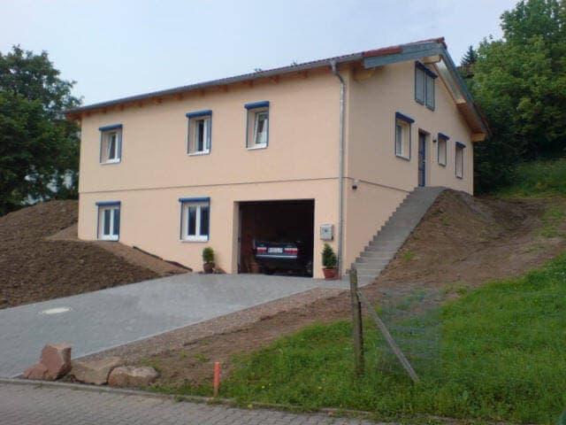 Holzhaus, Einfamilienhaus - 11623