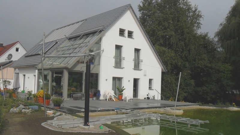 Holzhaus, Einfamilienhaus - 11635