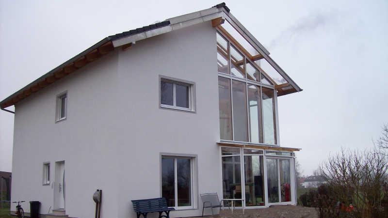 Holzhaus, Einfamilienhaus - 11681
