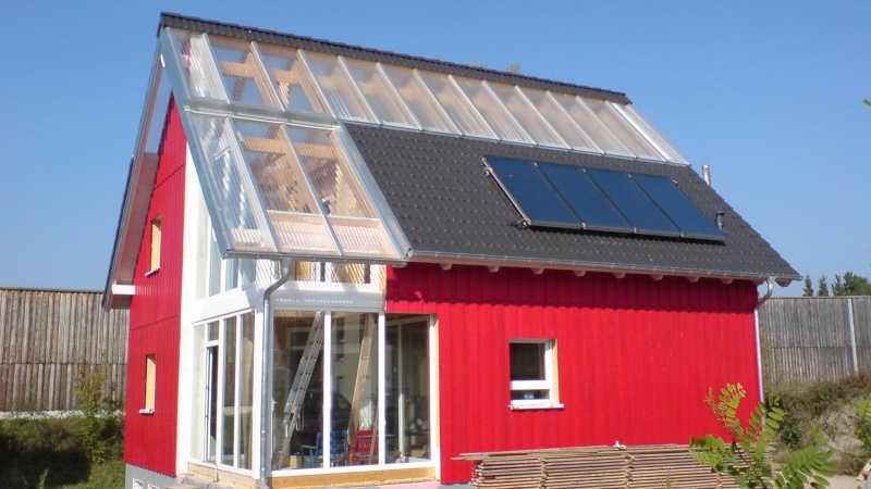 Holzhaus, Einfamilienhaus - 11694