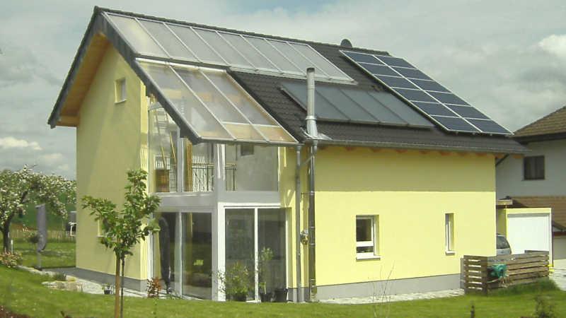 Holzhaus, Einfamilienhaus - 11714