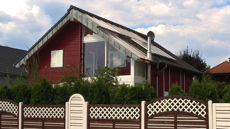 Holzhaus, Einfamilienhaus - 11918