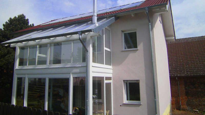 Holzhaus, Einfamilienhaus - 12146