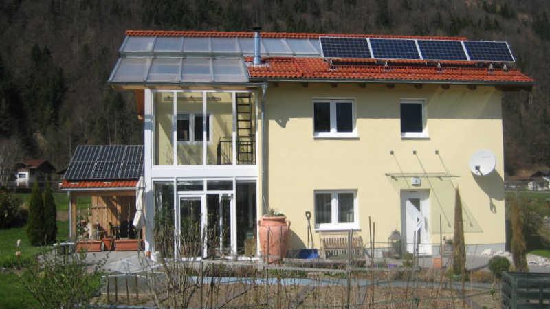 Holzhaus, Einfamilienhaus - 12165