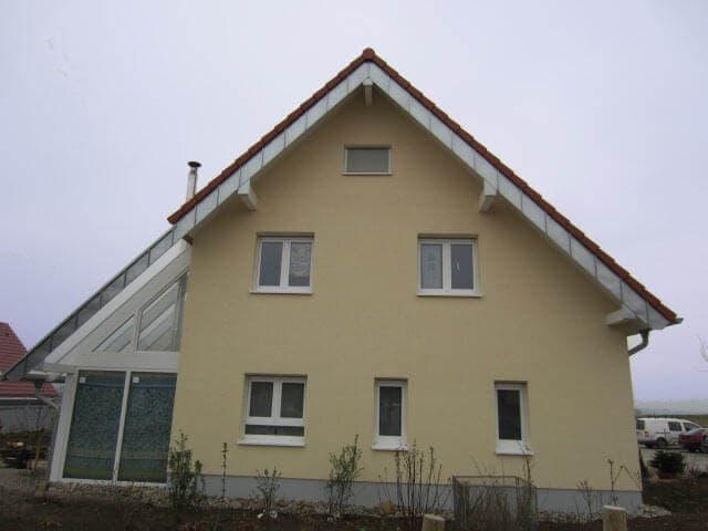 Holzhaus, Einfamilienhaus - 12184
