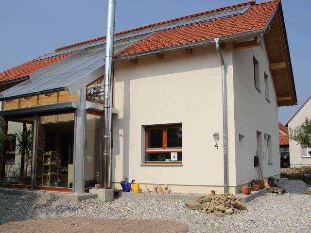 Holzhaus, Einfamilienhaus - 12224