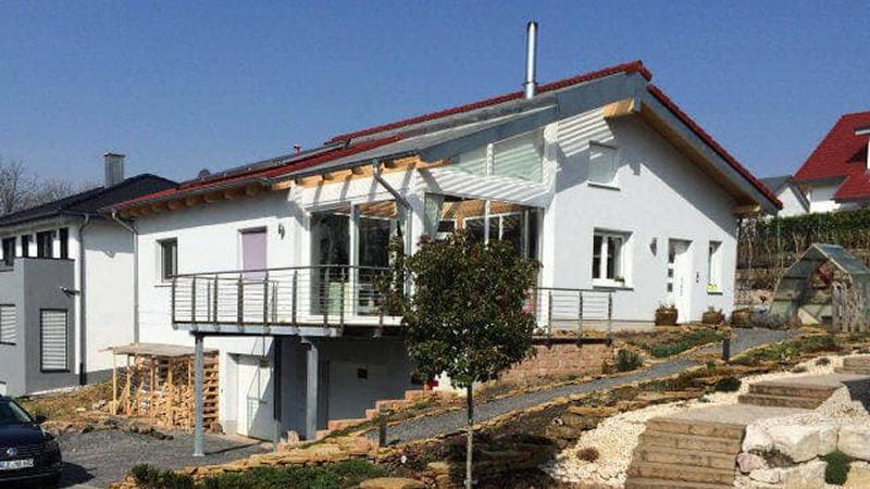 Holzhaus, Einfamilienhaus - 12290