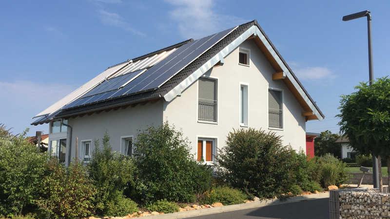 Holzhaus, Einfamilienhaus - 12538