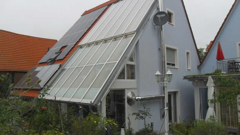 Holzhaus, Einfamilienhaus - 12708