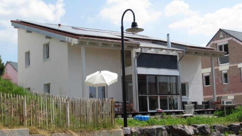 Holzhaus, Einfamilienhaus - 12722