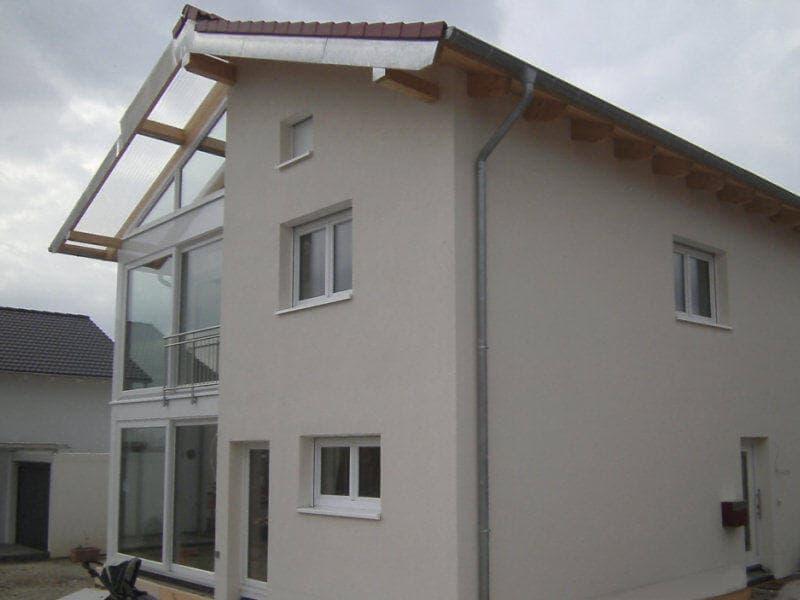 Holzhaus, Einfamilienhaus - 12911
