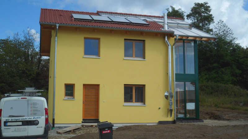 Holzhaus, Einfamilienhaus - 12945