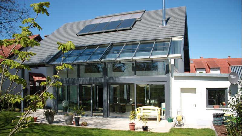 Holzhaus, Einfamilienhaus - 12964