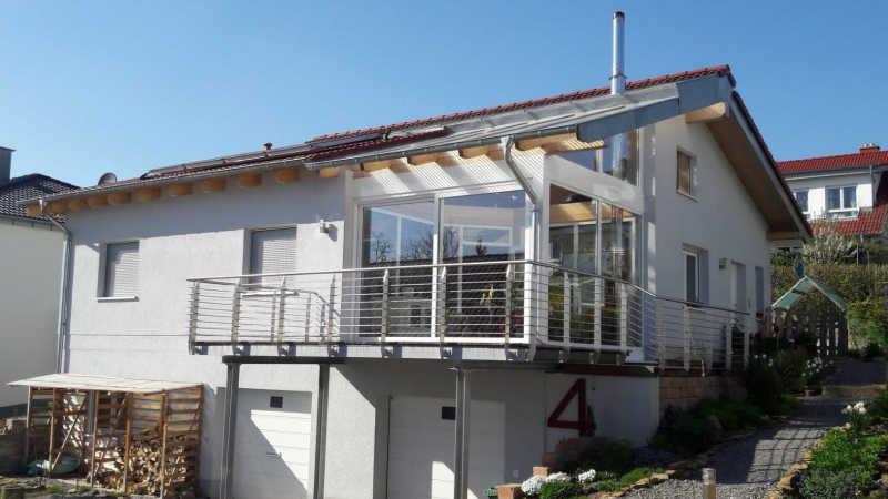 Holzhaus, Einfamilienhaus - 12990