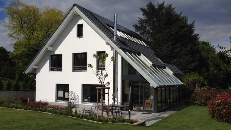 Holzhaus, Einfamilienhaus - 13035