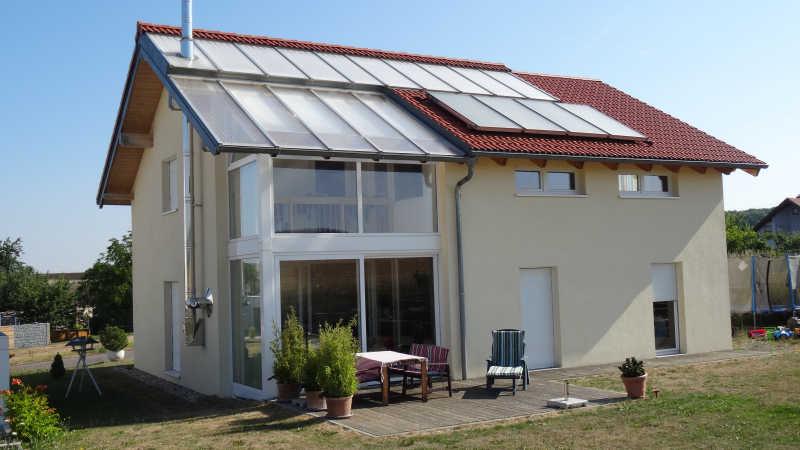 Holzhaus, Einfamilienhaus - 13105
