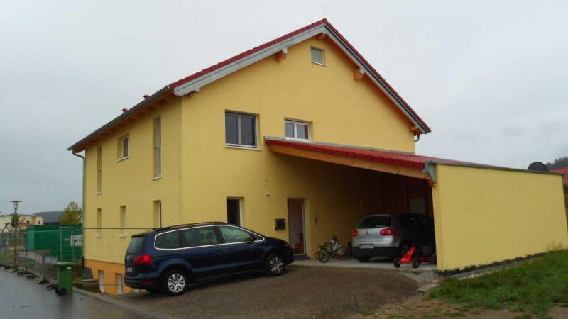 Holzhaus, Einfamilienhaus - 13107
