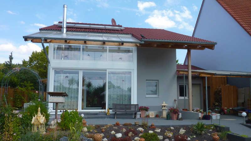 Holzhaus, Einfamilienhaus - 13370