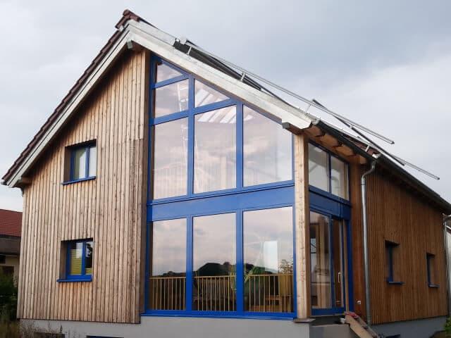 Holzhaus, Einfamilienhaus - 13429