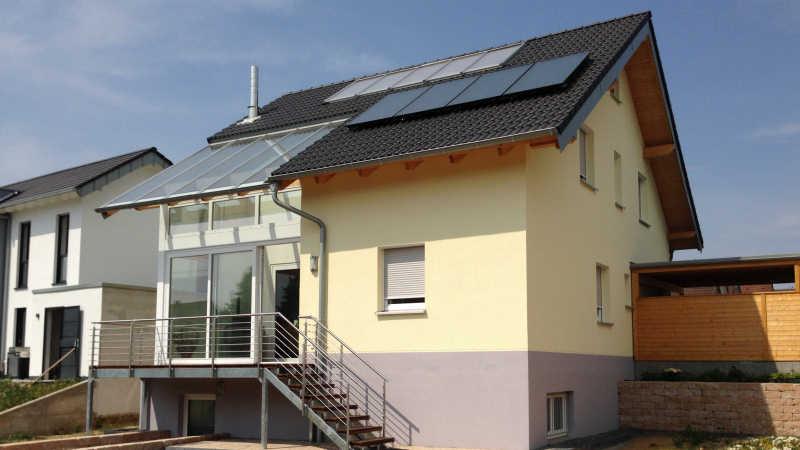 Holzhaus, Einfamilienhaus - 13441