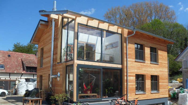 Holzhaus, Einfamilienhaus - 13473