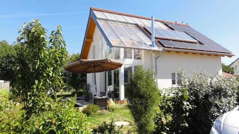 Holzhaus, Einfamilienhaus - 13624