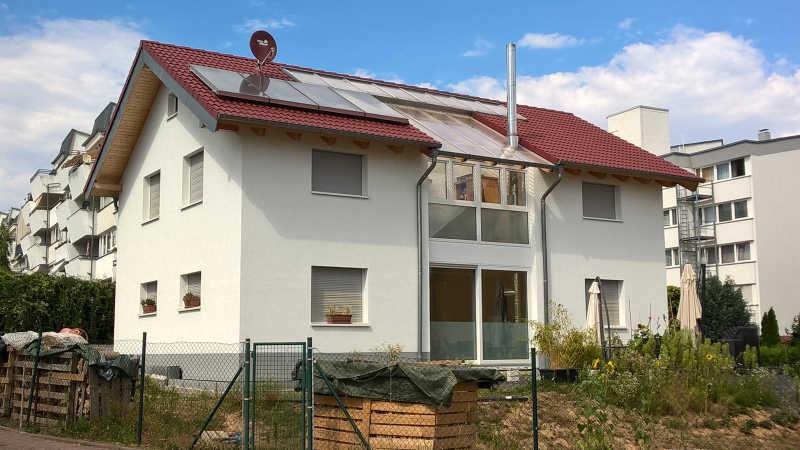 Holzhaus, Einfamilienhaus - 13656